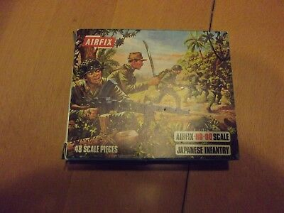 AIRFIX 1:72 HO-00 SCALE JAPANESE INFANTERY in OVP