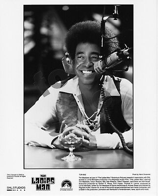 The Ladies Man Movie Still B&W Photo Tim Meadows SNL