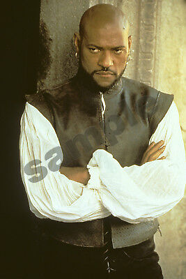 "Othello Movie Still Color Photo 8.5""x11"" Laurence Fishburne"