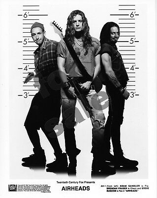 Airheads Movie Still B&W Photo +1 Color Slide Steve Buschemi Adam Sandler