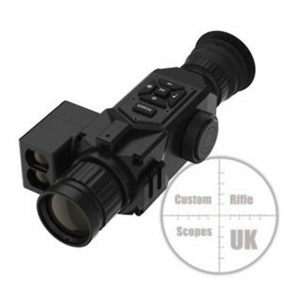 PARD T-Pro 42mm Thermal riflescope with built in rangefinder