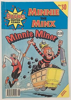 The Beano Super Stars Comic No.30 (1994) Minnie the Minx