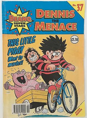 The Beano Super Stars Comic No.37 (1995) Dennis the Menace