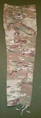 NWT us army ocp uniform trousers  scorpion flame resistant  xlarge long