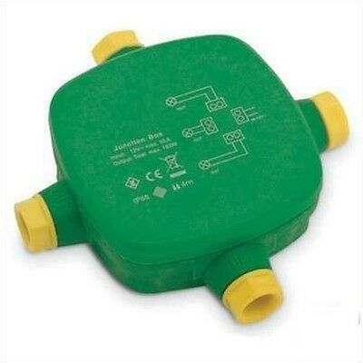 3- WAY SPLITTER (low voltage) ip68 rated