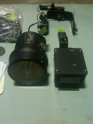 SX-5 Search Light for Helicopter with MD 500 Series Mount - Refurbished Complete