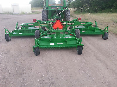 Frontier John Deere FM1017 Finish Mower 17' wide very good condition for tractor