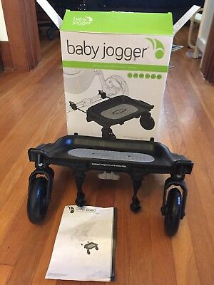Baby Jogger Glider Board for children up to 45 Lbs (50015)