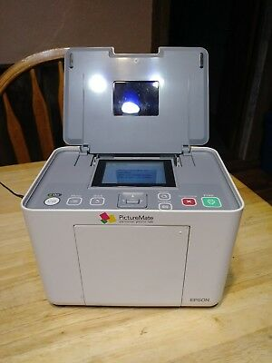 Epson Picturemate Pm260 Photo Inkjet Printer Personal Photo Lab