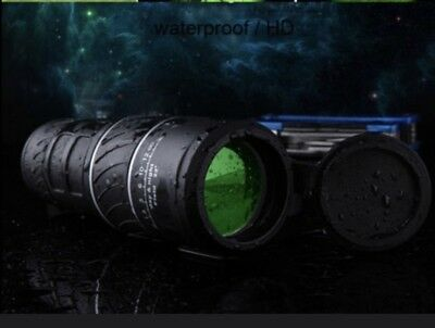 Sports 40x60 Zoomable Binocular HD Low Light Night Vision Telescope Binoculars