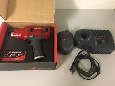 INGERSOLL RAND 19.2Volt 1/2-Inch HD IMPACTOOL WITH BATTERY w/ PROTECTIVE COVER