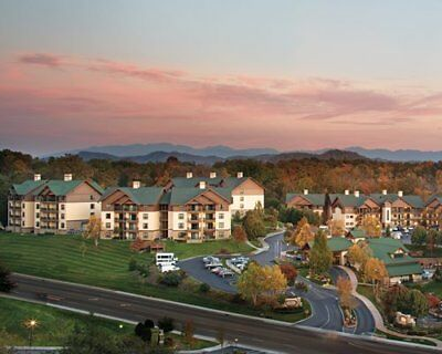 Wyndham Smoky Mountains 105,000 Annual Points Timeshare For Sale! 2019 Usage!!