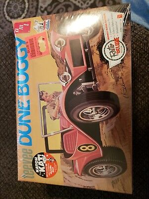 Amt Dune Buggy Model and spy car
