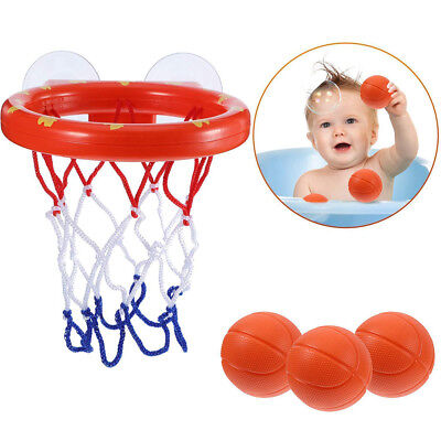 Gifts Funny Shooting Game Toy Set Basketball With Hoop Balls Bath Toys