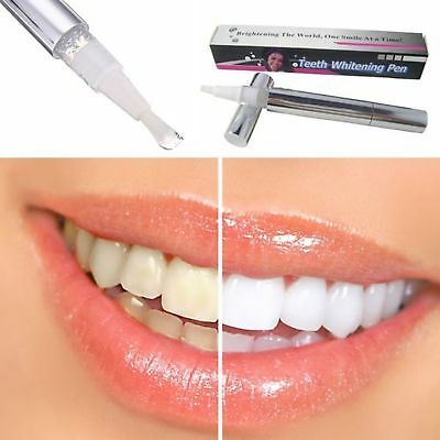 Teeth Whitning Gel Pen Absolute White Stain Remover Tooth Whitener Delicate Nice