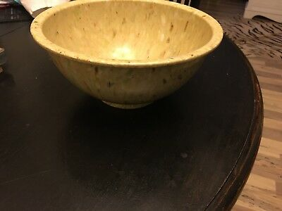Texas Ware Melamine Mixing Bowl #118 Confetti Speckled Splatter Vintage 10""