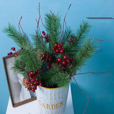 Artificial Pine Simulation Plant Branches Christmas Tree For Christmas RP