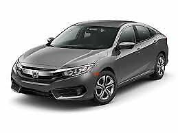 2016 Honda Civic  2016 honda civic lx  IMMACULATE