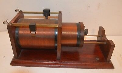 Scarce Circa 1913 Chambers Loose Coupler Early Radio Tuner