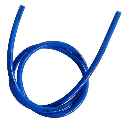 1m Fuel Line Gas Oil Cable Dirt Bike Hose Tube Blue for Motorcycle Dirt Pit Bike