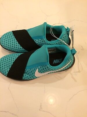 4be7f9ac54c0 Nike Womens Free Connect Running Trainers Box A5 -843966 300 Sneakers Size  6.5