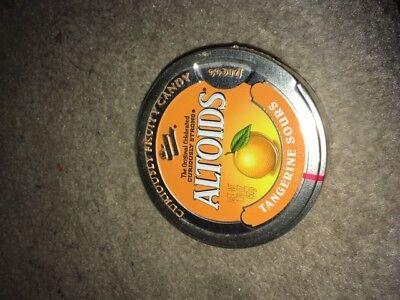 altoids sours 1 sealed tin curiously strong citrus discontinued