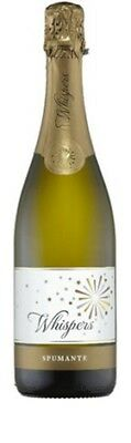 Whispers Spumante 750mL ea - Sparkling Wine - Origin Australia