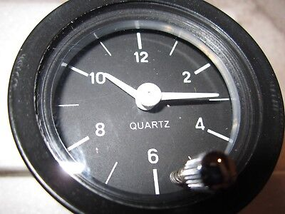 Fiat 124 Spider Clock, New, Veglia Replica