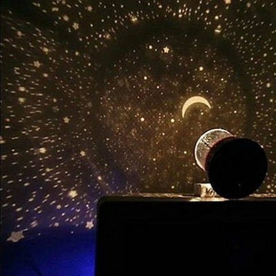 Romantic LED Starry Night Sky Projector Lamp Star Light Master Hot Sale Roof US