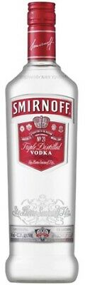 Smirnoff Red Vodka 700mL ea - Spirits - Origin Australia