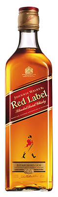 Johnnie Walker Red Label Scotch Whisky 1 Litre ea - Spirits - Origin Scotland