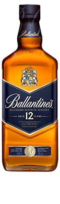 Ballantines 12 Year Old Scotch Whisky 700mL ea - Spirits - Origin Scotland