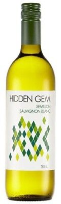 Hidden Gem Semillon Sauvignon Blanc 750mL ea - White Wine - Origin Australia
