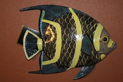 (1), Large Tropical Fish Wall Art, Seafood Restaurant Decor, Aquarium, #110.