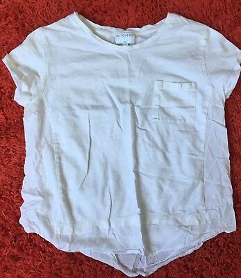 Girls Witchery T-shirt Top Size 12