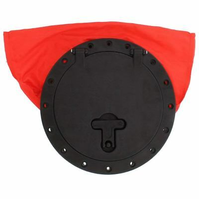 2X(Kayak Deck Plate Hatch Bag, 8 inch Inches - Watertight & Water-Resistant K5S3