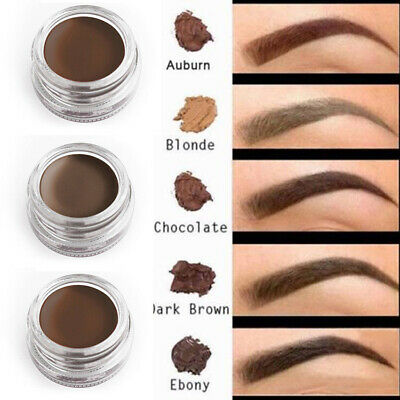 Eye Brow Tattoo Tint Dye Gel Eyebrow Definition Cream Waterproof Long Lasting