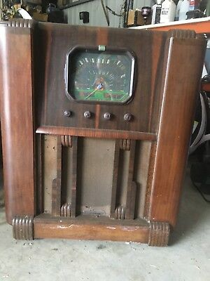 Vintage valve radio - Makes Sound But No Radio