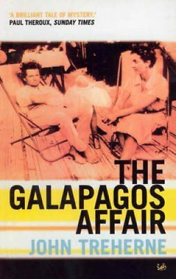 The Galapagos Affair by John Treherne 9780712668231 (Paperback, 2002)