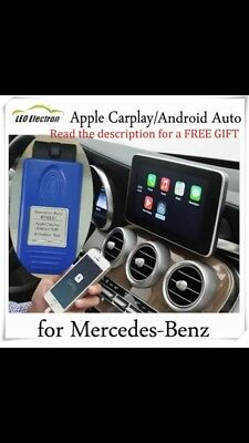 Apple CarPlay Mercedes Benz Autoradio CarPlay Android Auto Attivazione
