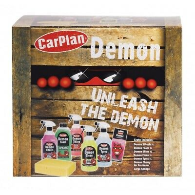 Demon Valeting Gift Pack DGP100 Tetrosyl Genuine Top Quality Product New
