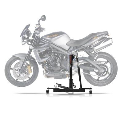 Center Spider Lift CS Power Evo Triumph Street Triple/ R 07-19 black Centre