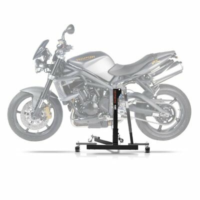 Center Spider Lift CS Power Evo Triumph Street Triple Rx 15-16 grey Centre
