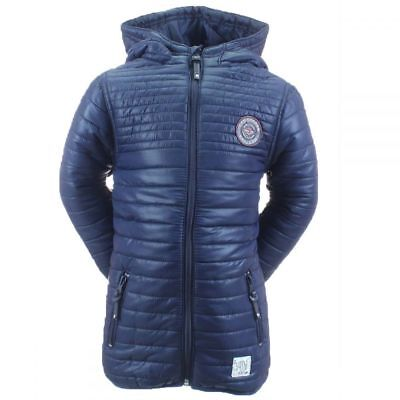Parka Coat Child Lee Cooper Blue