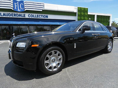 "2011 Rolls-Royce Ghost 4dr Sedan 2011 ROLLS ROYCE GHOST ""SERVICE COMPLETED"""