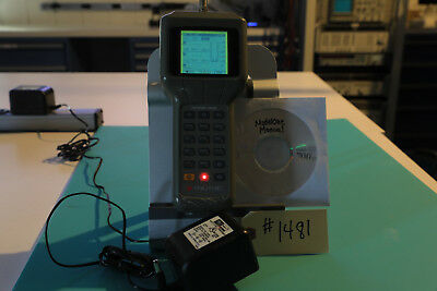 Trilithic Model One Cable Signal Level Meter 5-870 MHz w/charger #1481