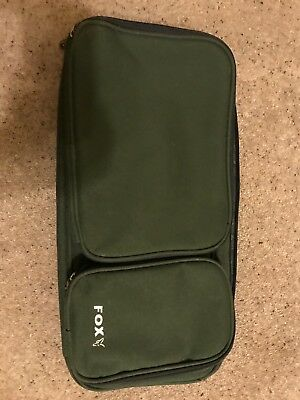 Fox 3 Rod Buzz Bar Bag