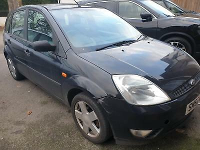 2002 ford fiesta 1.4 | 5 manual | petrol | cheap cars |