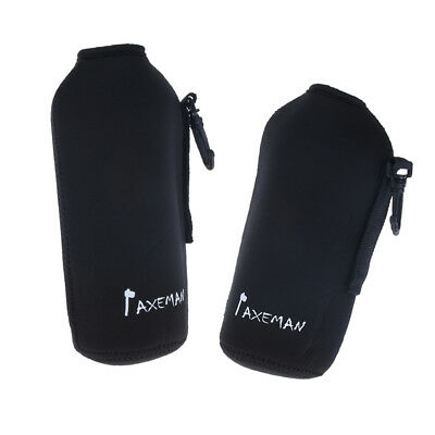 2x Sports Water Bottle Cup Cover Neoprene Insulated Sleeve Holder Case Pouch