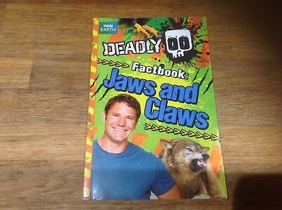 Deadly 60 Factbook jaws and claws